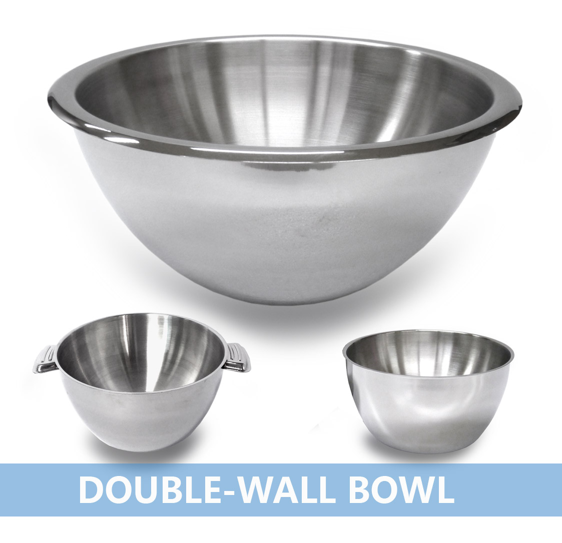雙層煲 Double-Wall Bowl